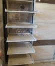 Выездные полки для обуви в шкафу-купе на заказ от производителя